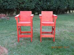 2x4 Outdoor Furniture by Deck Stools Made From 2x4 U0027s 001 Youtube