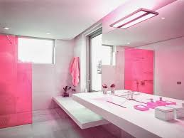 how to do interior decoration at home interior decoration modern pink and white bathroom design