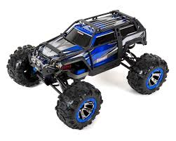 monster truck traxxas summit rtr 4wd monster truck blue tra56076 4 blue