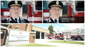 North Bay Deputy Fire Chief by No Love For Pipeline Video City Officials Baytoday Ca