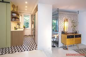 Designing A One Bedroom Apartment Studio Apartment Interior Design In Park Slope Brownstoner