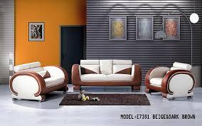 White Sofa Sets Leather Brown White Sofa Set 22 Leather Sofas