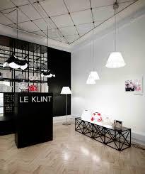le klint flagship store grid