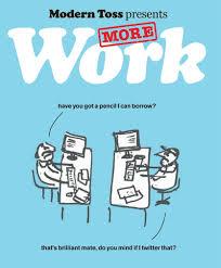 modern toss periodic table of swearing modern toss presents more work amazon co uk jon link mick