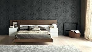modern wood bed frame design smartwedding co