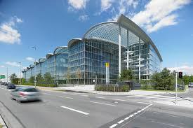 fh frankfurt architektur lufthansa aviation center frankfurt am tropp lighting