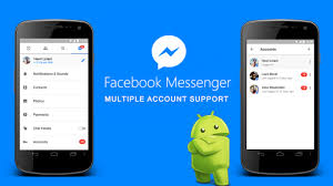 fb update facebook inc fb update on android brings multiple account support