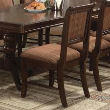louis philippe dining room furniture crown mark louis phillipe dining side chair with striped