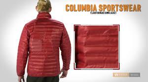 columbia ultra light down jacket columbia sportswear flash forward down jacket 650 fill power for