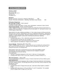 Sample Resume Format For Hotel Industry by Sales Person Resume Sample Free Resume Example And Writing Download