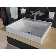 design aufsatzwaschbecken de 25 bedste idéer til aufsatzwaschbecken eckig på