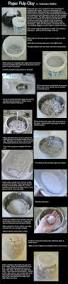 how to make paper mache masks on your face paper mache mask