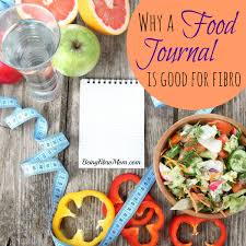 keeping a food journal with fibromyalgia