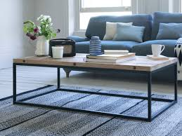 coffee tables and side tables industrial style coffee table poste loaf