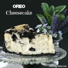 oreo cheesecake recipe cheesecake cheesecakerecipes oreos desserts