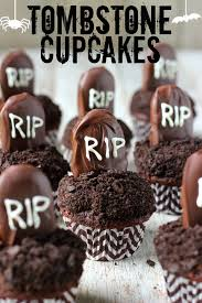 tombstone cupcakes your cup of cake