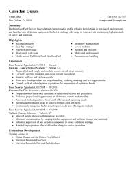 Kitchen Staff Resume Sample by Custom Paper Writing Assistance Get A For Your College Essays