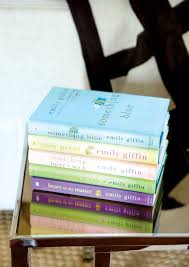 emily giffin something blue i ve read them all emily giffen is an amazing author bookworm