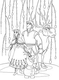 coloring pages frozen frozen coloring pages all characters 3 coloring pages for