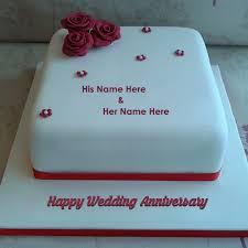 wedding wishes editing wedding anniversary wishes big cake photo with my name