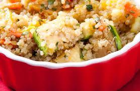 qfc thanksgiving dinner qfc power quinoa and spinach salad recipes sparkrecipes