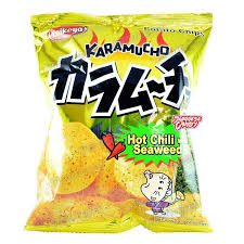 chips candy where to buy buy online koikeya karamucho potato chips hot chili seaweed