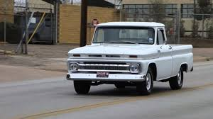 Vintage Ford Truck Bumpers - american classic 1965 chevrolet c10 pickup truck youtube