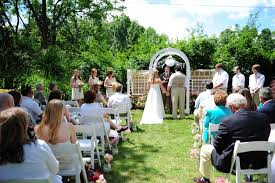 Garden Wedding Ceremony Ideas Small Backyard Wedding Ceremony Ideas Ketoneultras