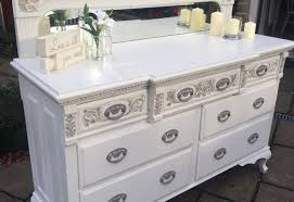 shabby chic antique buffet dresser shabby vintage