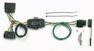 amazon com hopkins 41165 plug in simple vehicle wiring kit