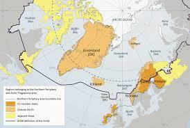 Arctic Ocean Map The Eu U0027s New Arctic Communication Part Ii The Arctic Institute