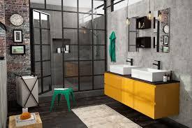 carrelage noir brillant salle de bain cuisine quel carrelage choisir pour une salle de bains plus zen