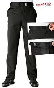 pantalon cuisine noir veste decuisinier chicago