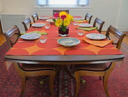 dinning table protector mat dining chair pads round table pads