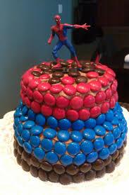 spiderman cake ideas diy 49243 spider man personal cake jo
