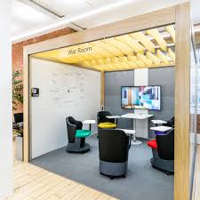 rooms temporary office meeting room solution apres furniture