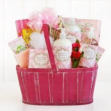 spa gift baskets for women spa gift basket for women at gift baskets etc