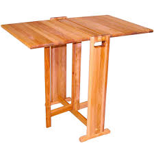 Folding Table Wooden Folding Table In Dining Tables