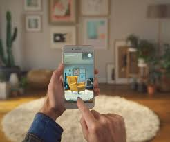 Augmented Reality Home Design Ipad by Ikea U0027s New Augmented Reality App Shows Virtual Furniture In Any
