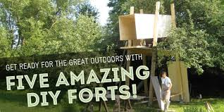 5 fantastic diy forts inhabitots
