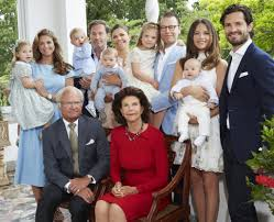2016 christmas u0026 new year u0027s cards swedish royal family família