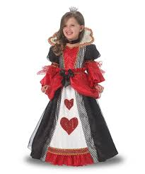 just pretend by wyla queen of hearts dress up set kids zulily