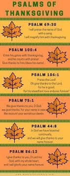 más de 25 ideas increíbles sobre thanksgiving psalms en