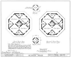 watertown octagon house upper plans octagon house wikipedia