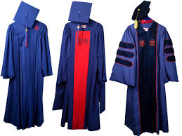 doctoral graduation gown um gets custom commencement regalia ole miss news
