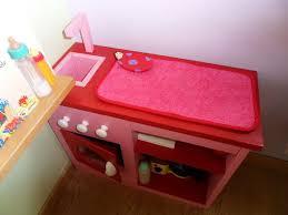 jeux de cuisine pour maman voila une table a langer pour poupée faite maison un site de