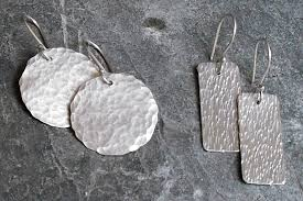 aluminum earrings make aluminum jewelry with aluminum earrings