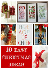 Easy Diy Christmas Home Decor Diy Christmas Decorations Construction Paper Best Images