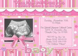 baby girl invitations baby shower invitation ideas for girl best of baby shower