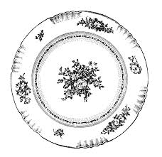 book plates dishes drawing of a plate search coloring books food
